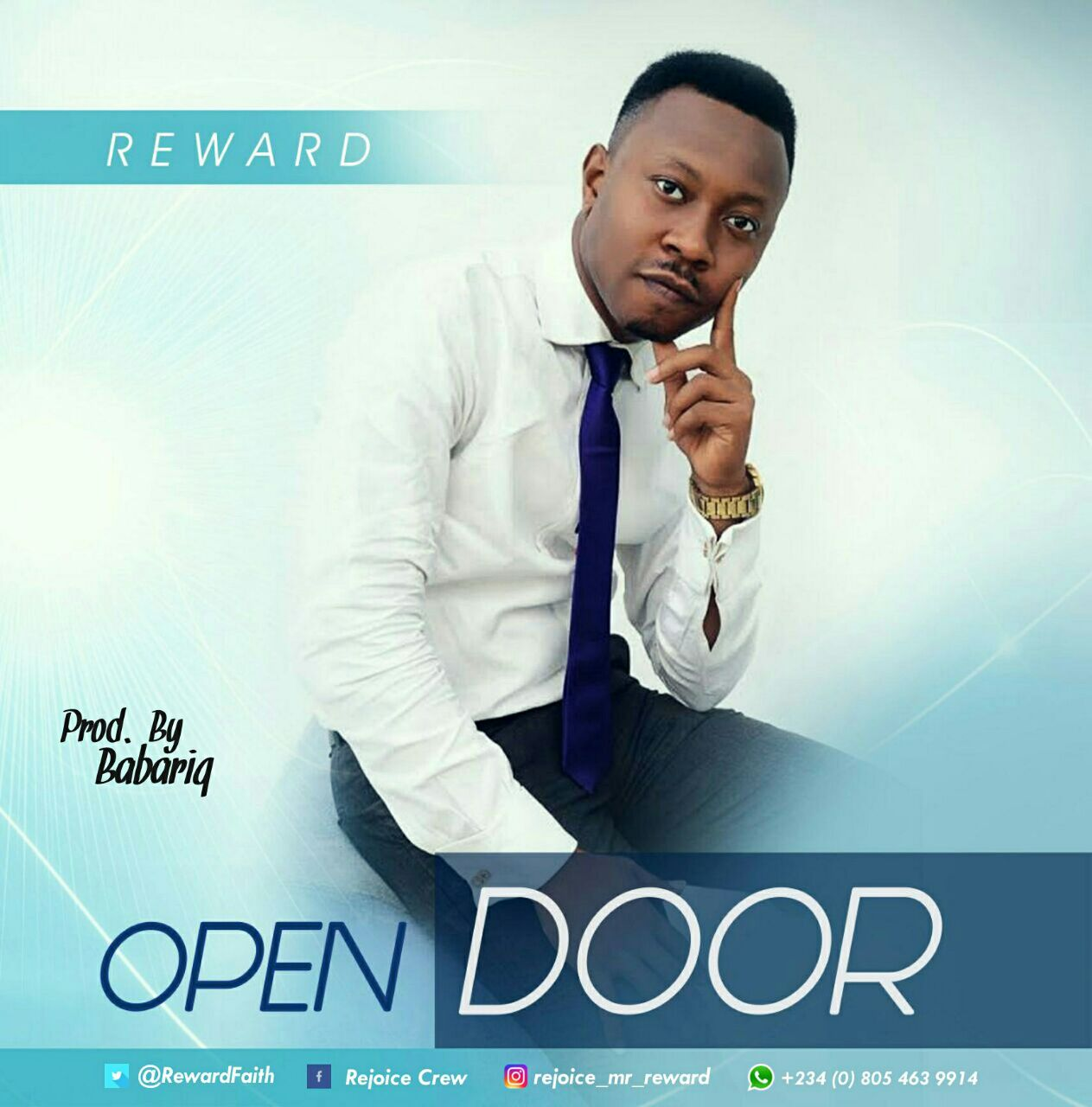 OPEN DOOR - Reward [@RewardFaith]