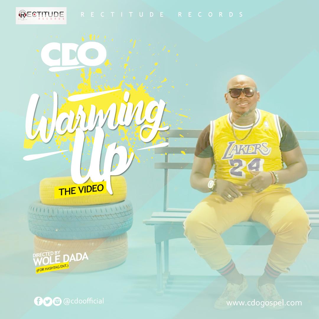 WARMING UP - CDO [@cdoofficial]