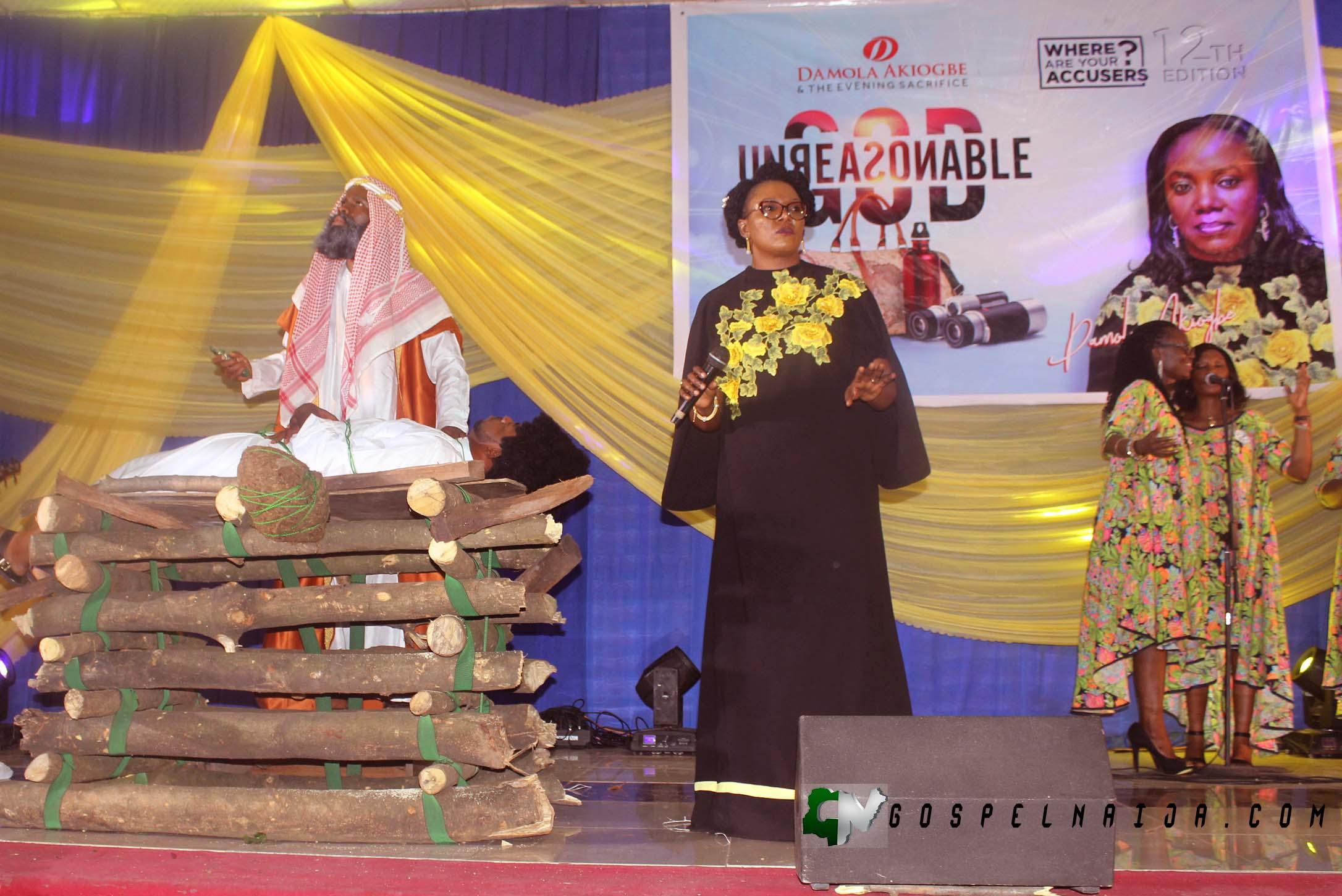 UNREASONABLE GOD with Damola Akiogbe WAYA 2017 [@DamolaWAYA] (36)