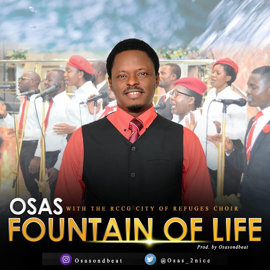 FOUNTAIN OF LIFE - Osas  [@Osas_2nice]