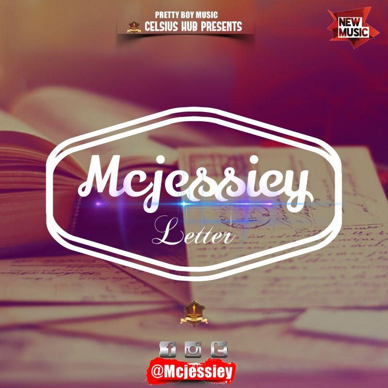 LETTER - Jesse Mcjessiey [@Mcjessiey]