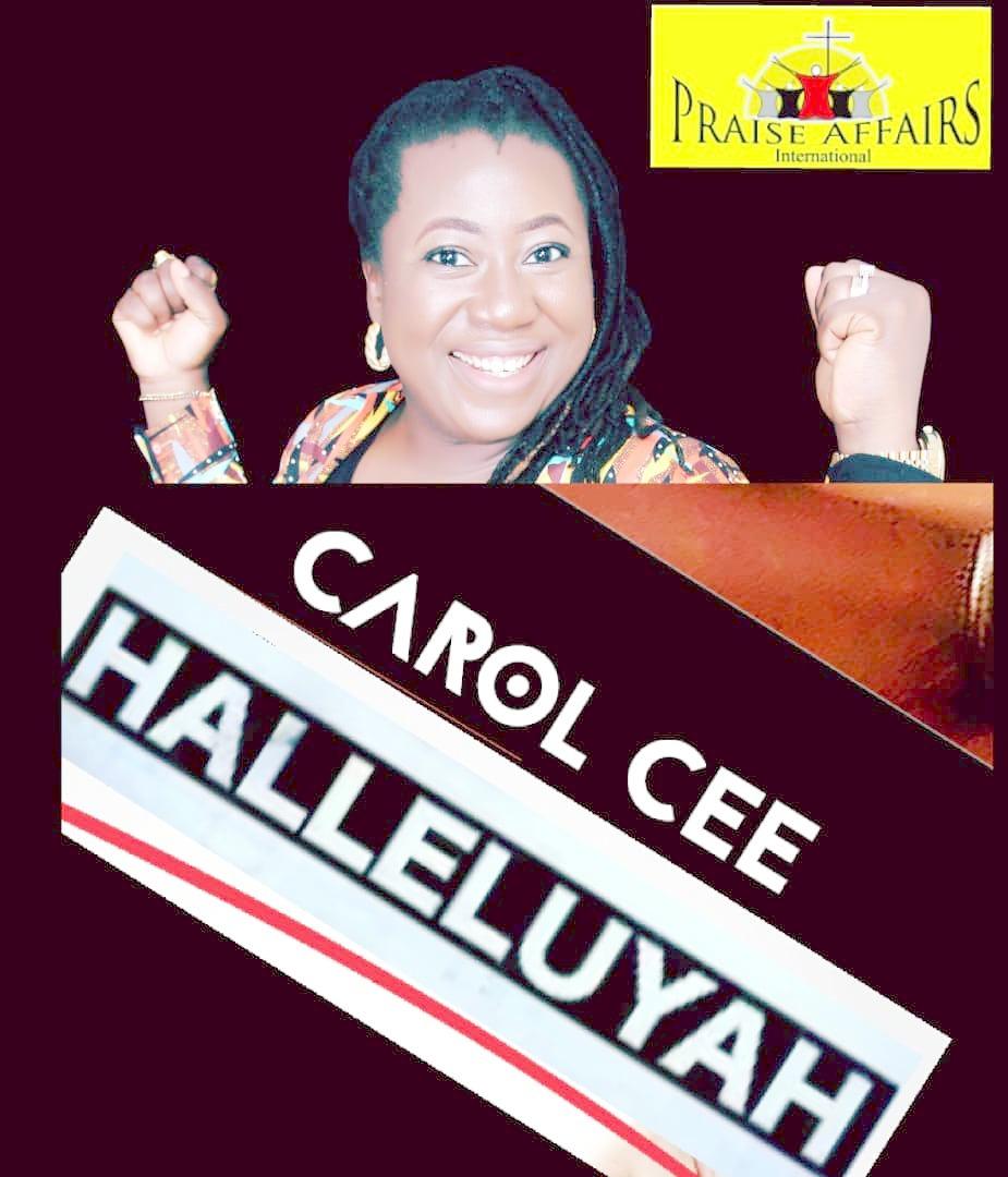 HALLELUYAH - Carol Cee [@iamCarolCee]