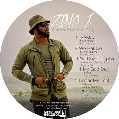UNDER MY FEET - Zino J [@emozino] ft Glowrie
