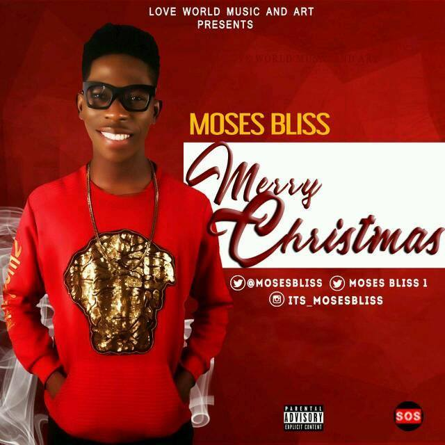 MERRY CHRISTMAS - Moses Blise [@its_mosesbliss]