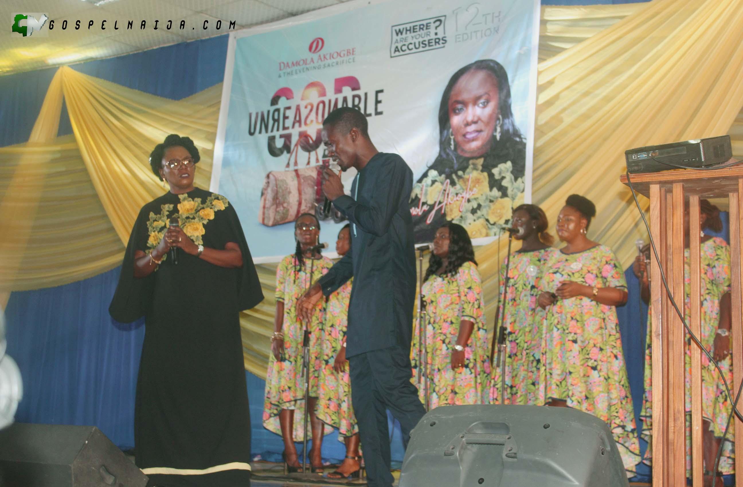 UNREASONABLE GOD with Damola Akiogbe WAYA 2017 [@DamolaWAYA] (11)