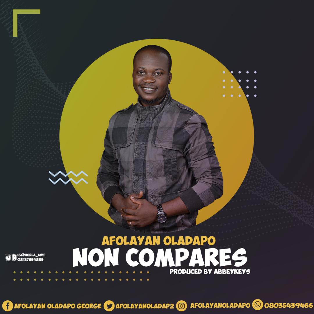 NON COMPARES - Afolayan Oladapo George
