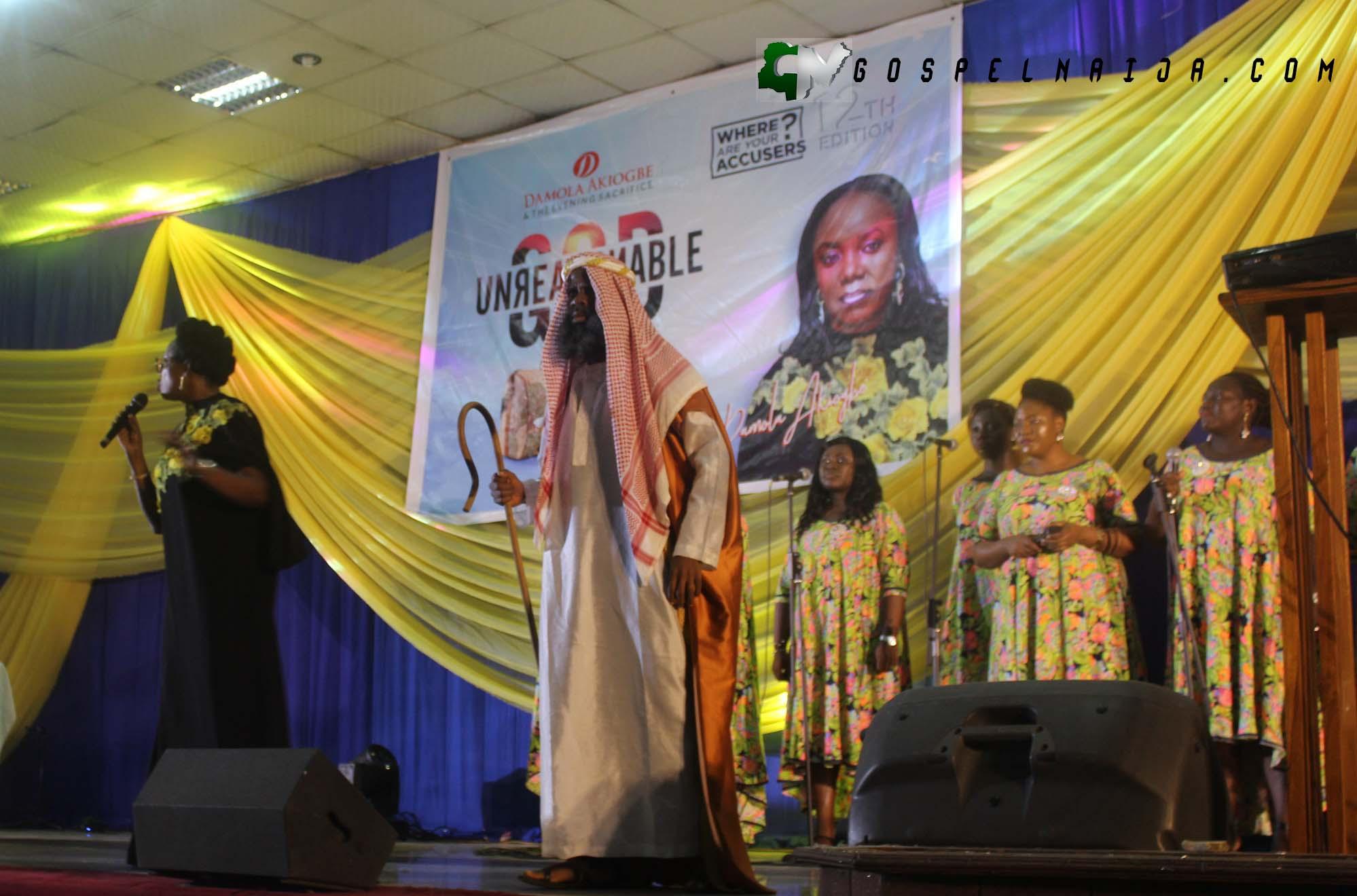 UNREASONABLE GOD with Damola Akiogbe WAYA 2017 [@DamolaWAYA] (14)