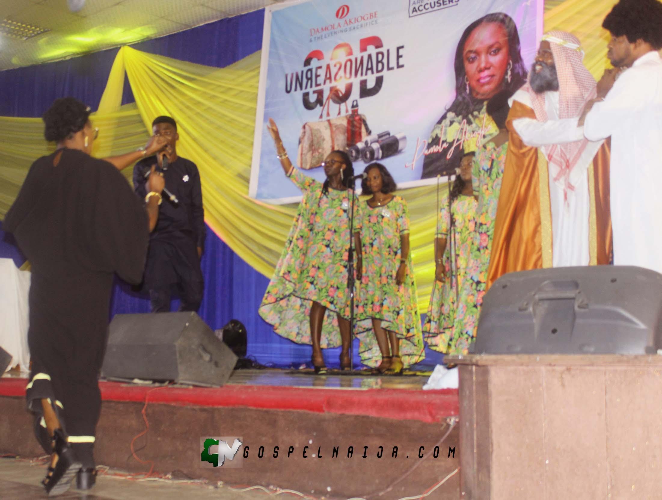 UNREASONABLE GOD with Damola Akiogbe WAYA 2017 [@DamolaWAYA] (22)
