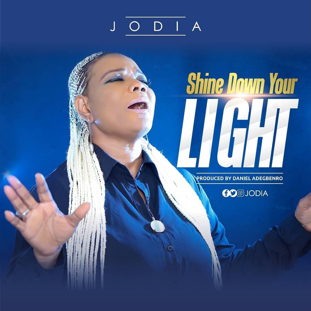 SHINE DOWN YOUR LIGHT - Jodia  [@raredude01]