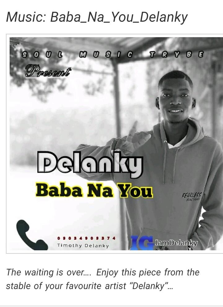 BABA NA YOU - Delanky [@delanky2]