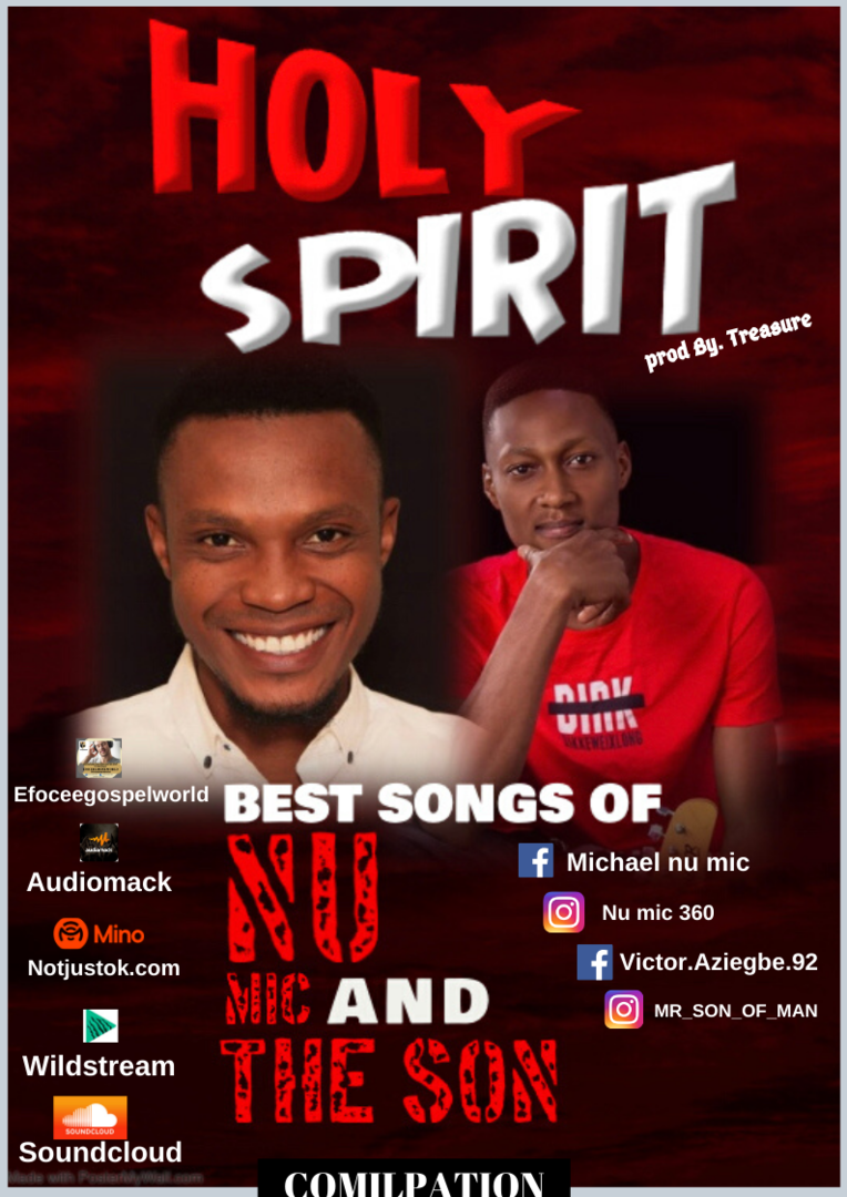 HOLY SPIRIT - Nu Mic ft The Son