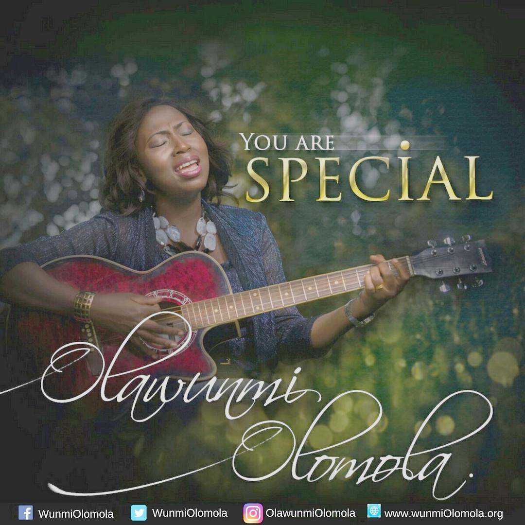 YOU ARE SPECIAL - Olawunmi Olomola [@Wunmiolomola]