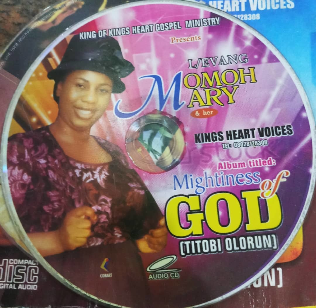 MIGHTINESS OF GOD - Evangel Mary Momoh