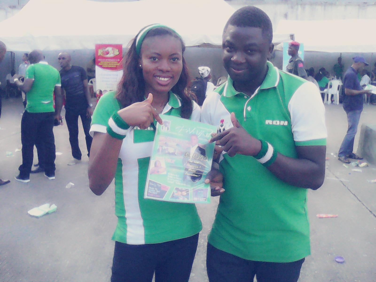 Yes! Couples love G-Naija Mag