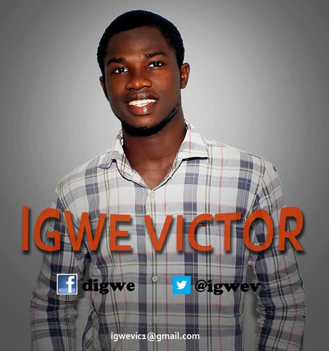 NEVER SIT BUT RISE - Igwe Victor (@igwev)