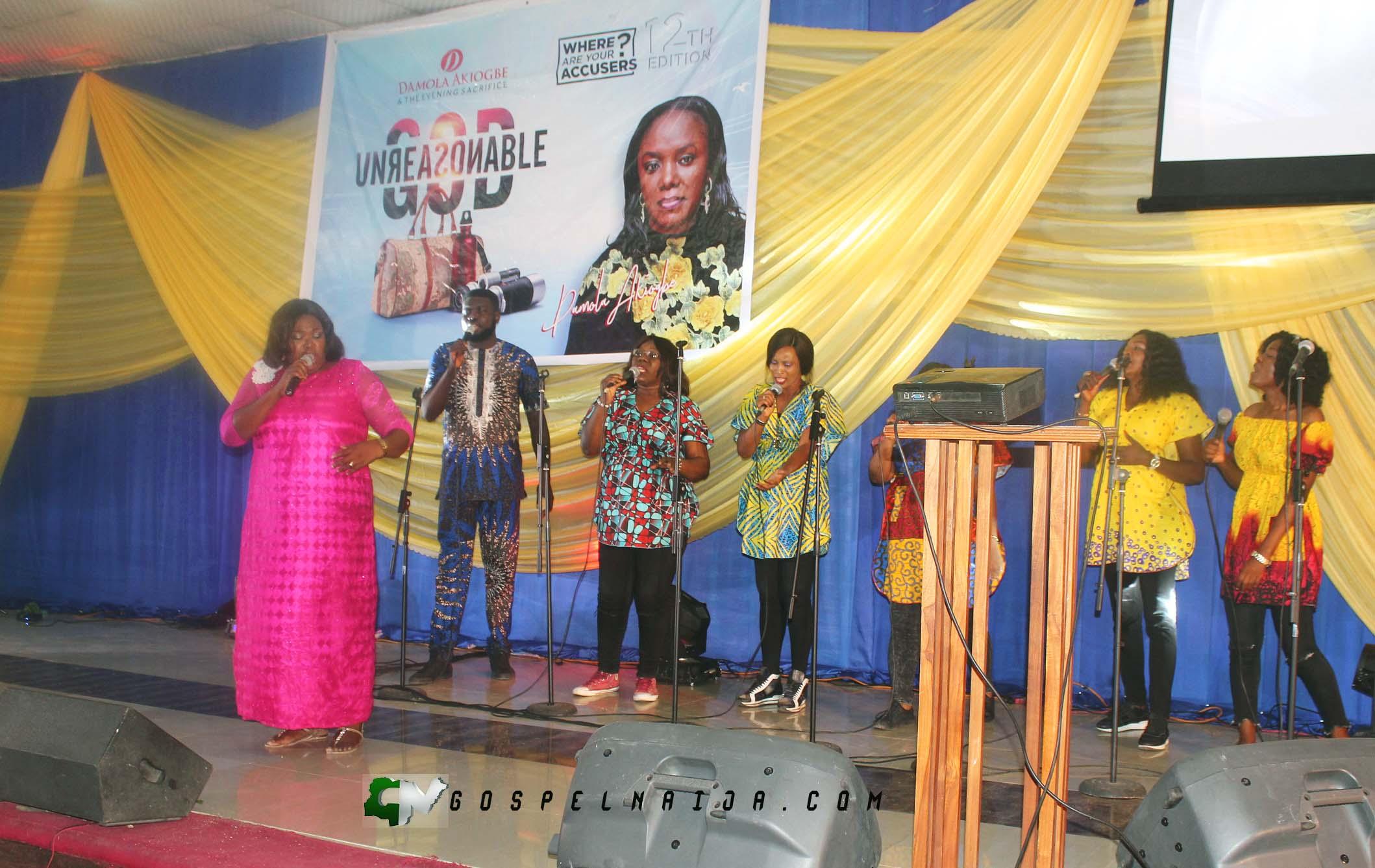 UNREASONABLE GOD with Damola Akiogbe WAYA 2017 [@DamolaWAYA] (1)