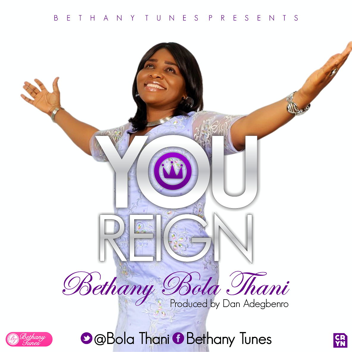 YOU REIGN - Bethany Bola Thani [@BolaThani]