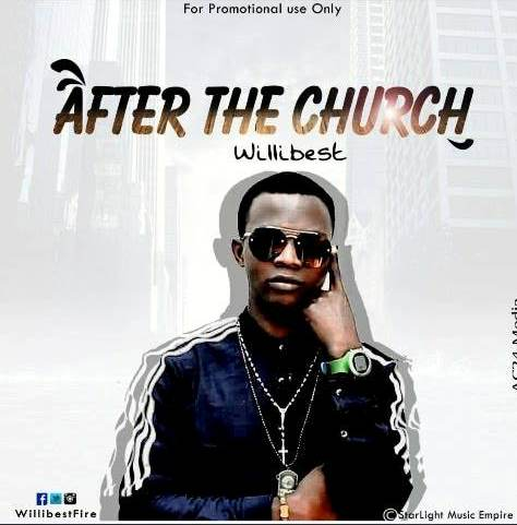 AFTER THE CHURCH - Willibest [@Willibestfire]
