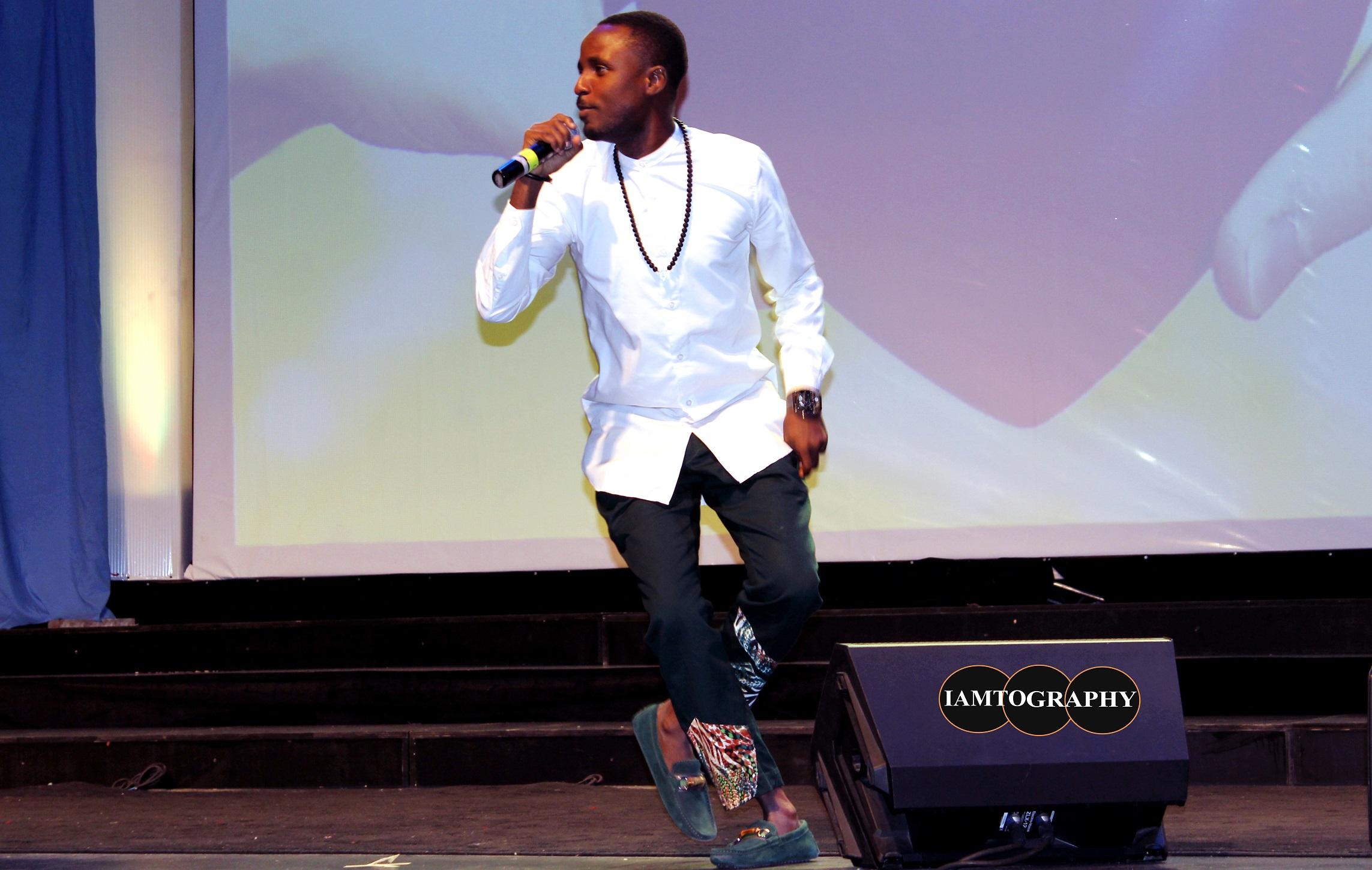 @Gaisebaba performing @RandRconcert's #TheExcirsion