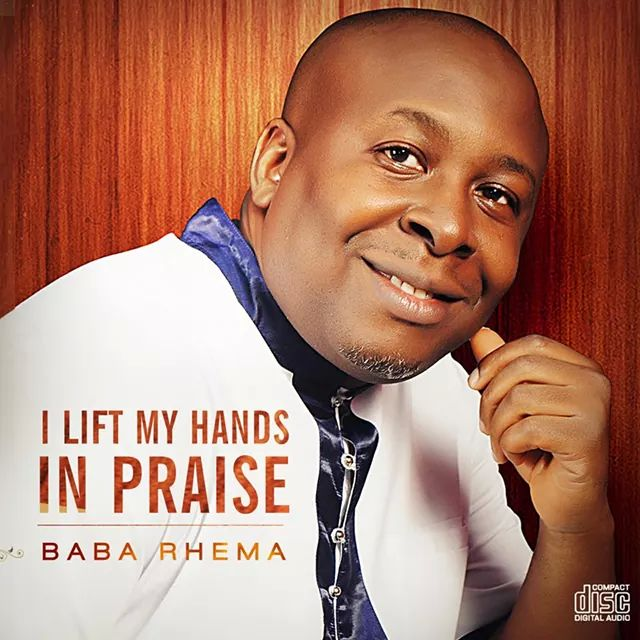 I Lift My Hands In Praise