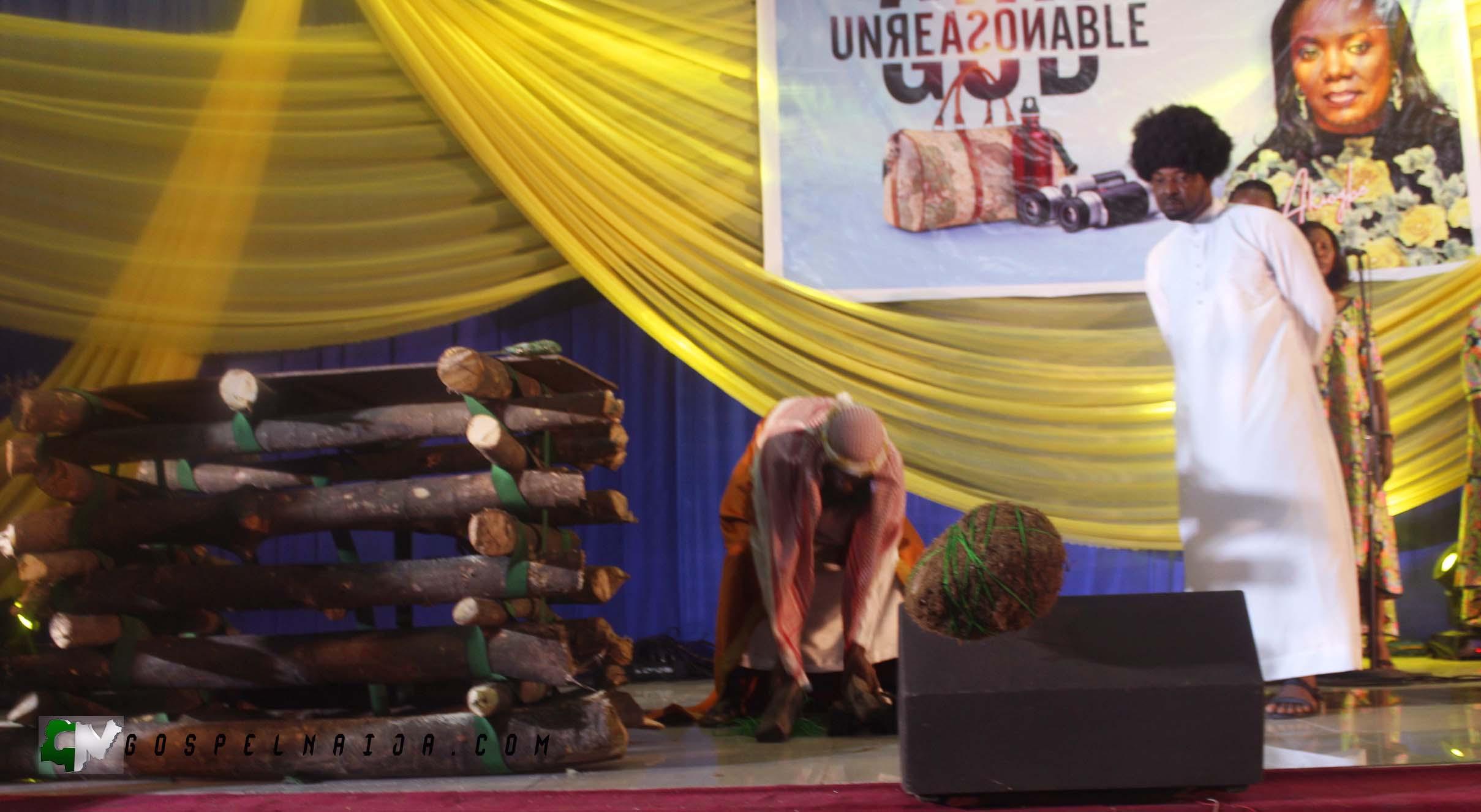 UNREASONABLE GOD with Damola Akiogbe WAYA 2017 [@DamolaWAYA] (28)