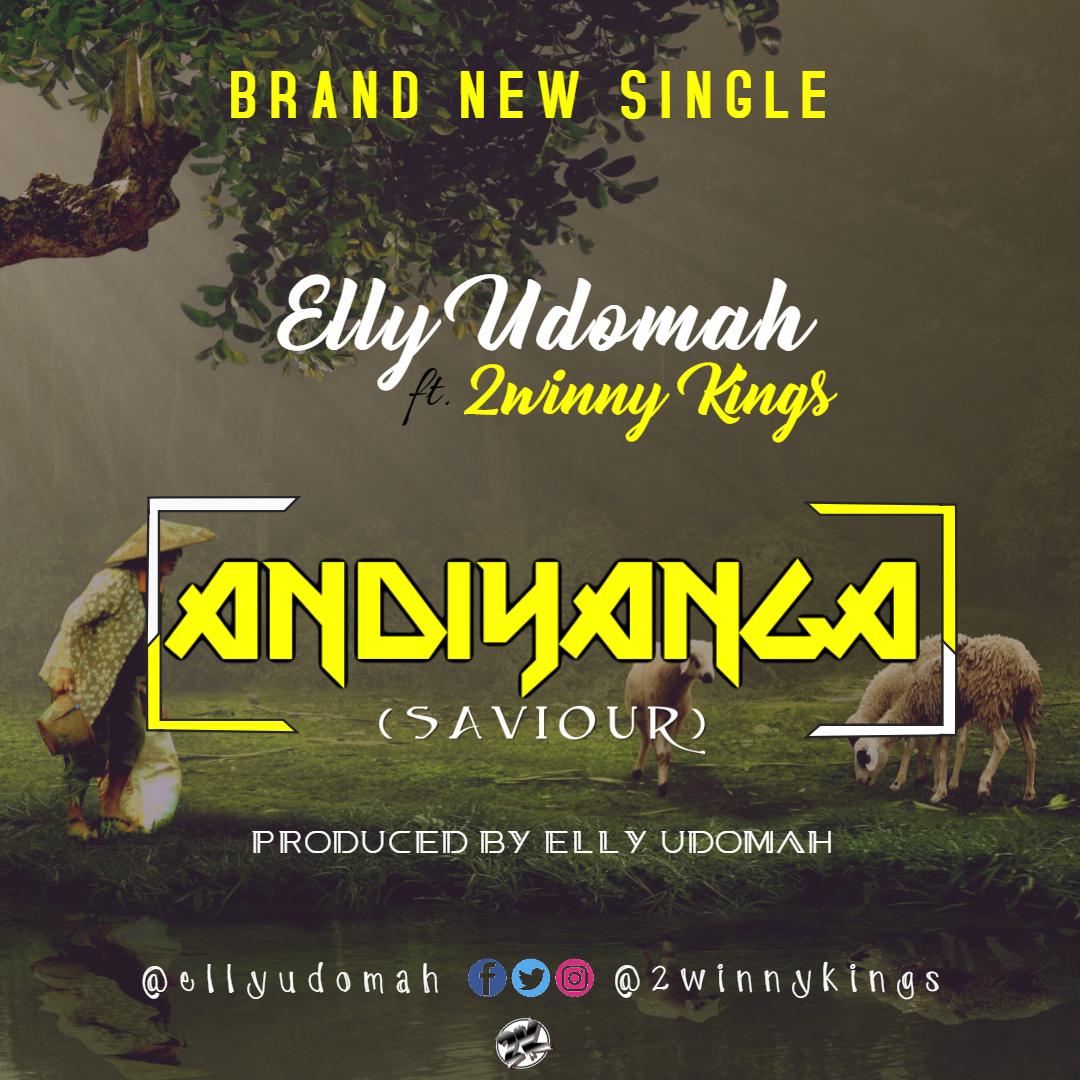 ANDIYANGA (Saviour) - Elly Udomah ft 2winny Kings  [@ElishaUdomah @2winnyKings]