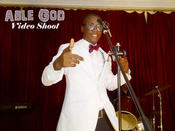 The Making ABLE GOD video by EZEUGO [@EliteEzeugo]