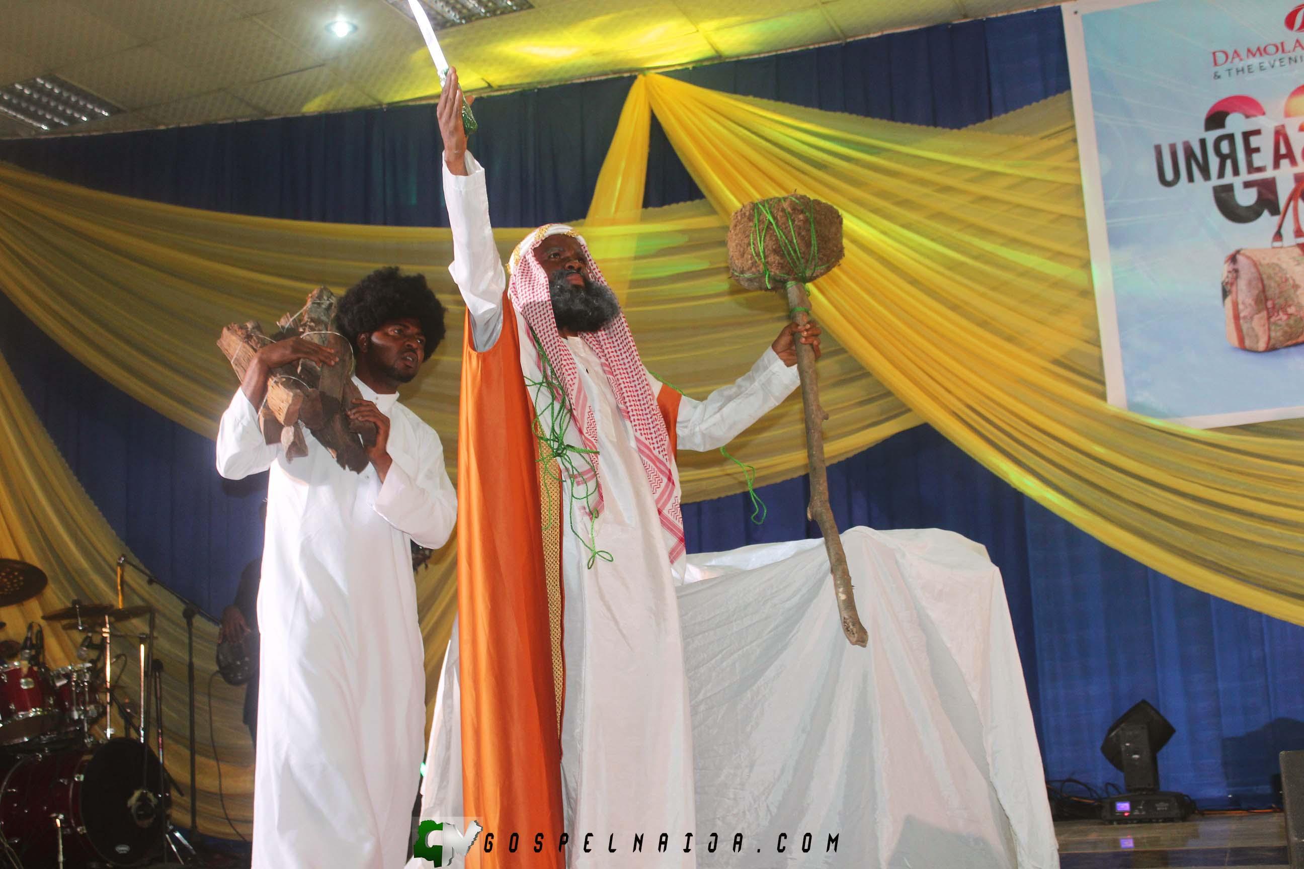 UNREASONABLE GOD with Damola Akiogbe WAYA 2017 [@DamolaWAYA] (25)