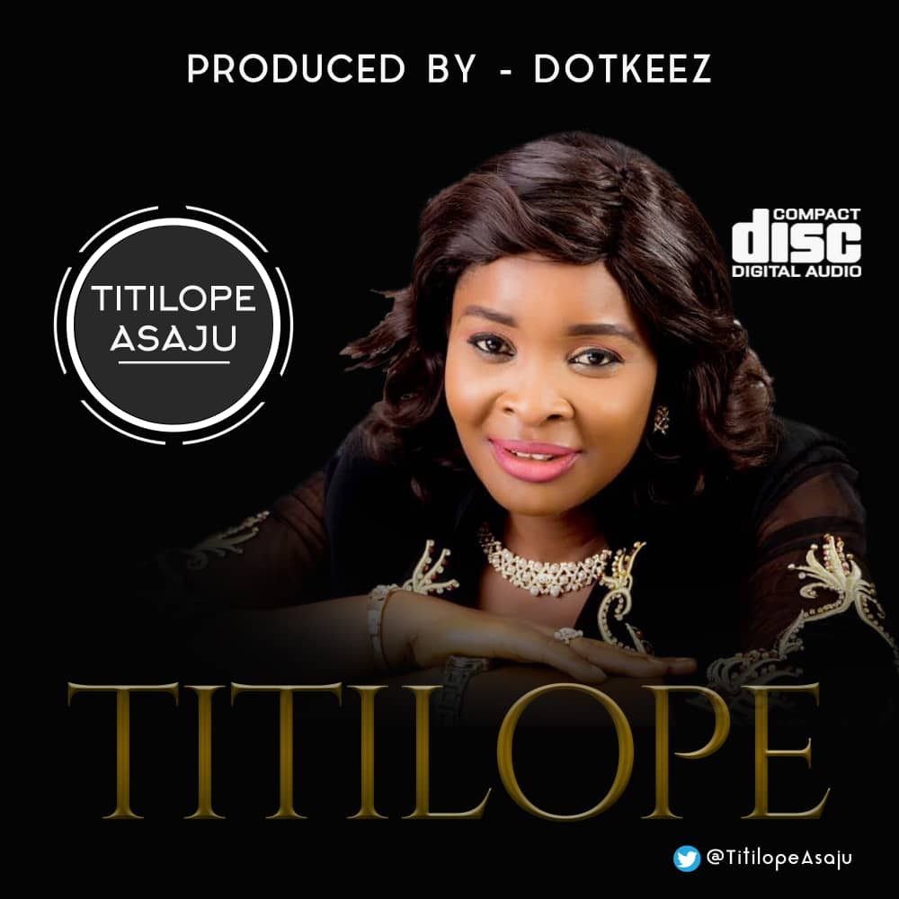 TITILOPE EP by Titilope Asaju