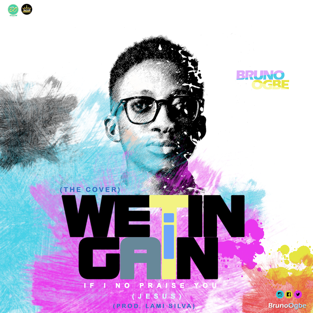 WETIN I GAIN (Acoustic Rock Cover) - Bruno Ogbe  [@brunoogbe]