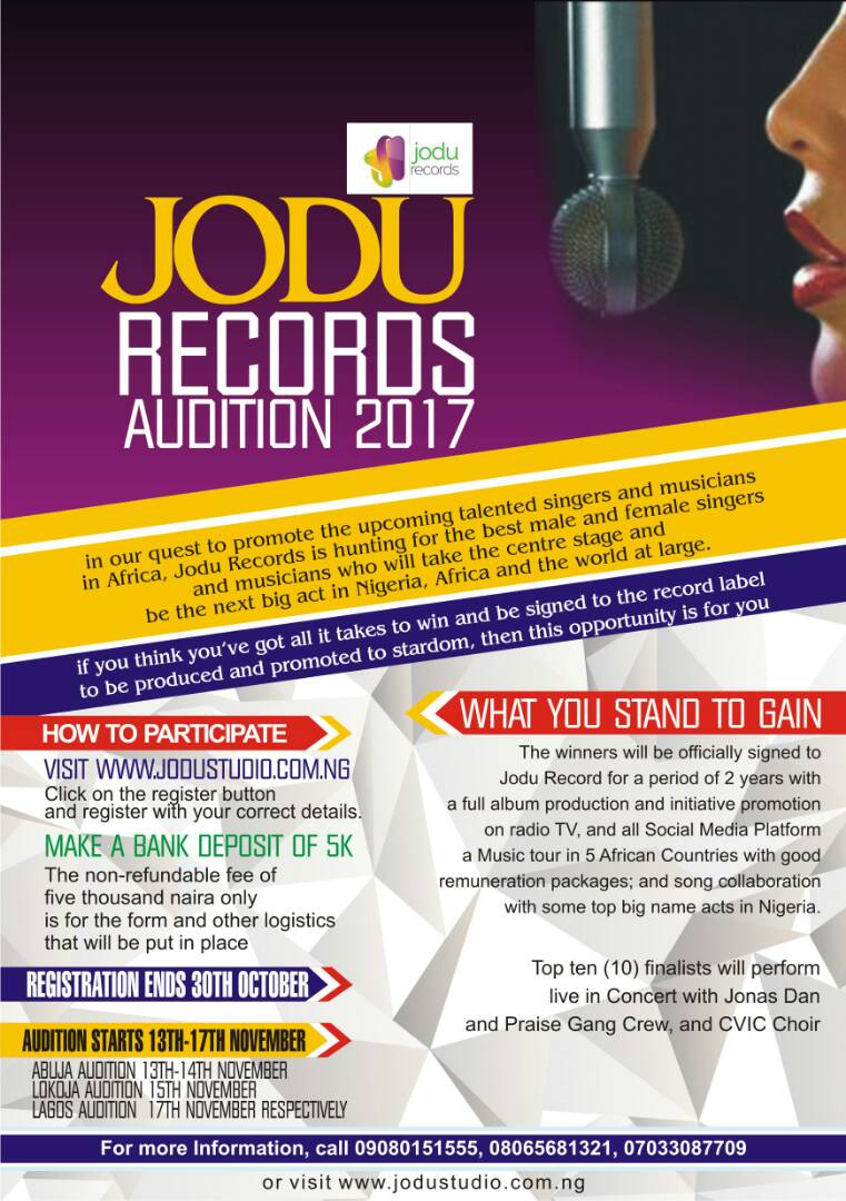JODU RECORDS