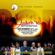 THE STONE CHURCH JUDAH 2016 CONCERT