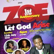 The Excellent Spirit Music presents ZOE 1st Year Anniversary