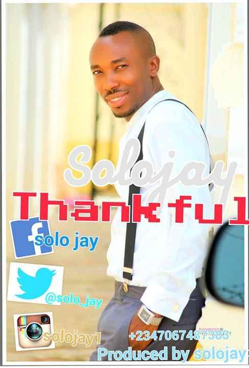 MY SAVING GRACE - Solojay [@solo_jay]