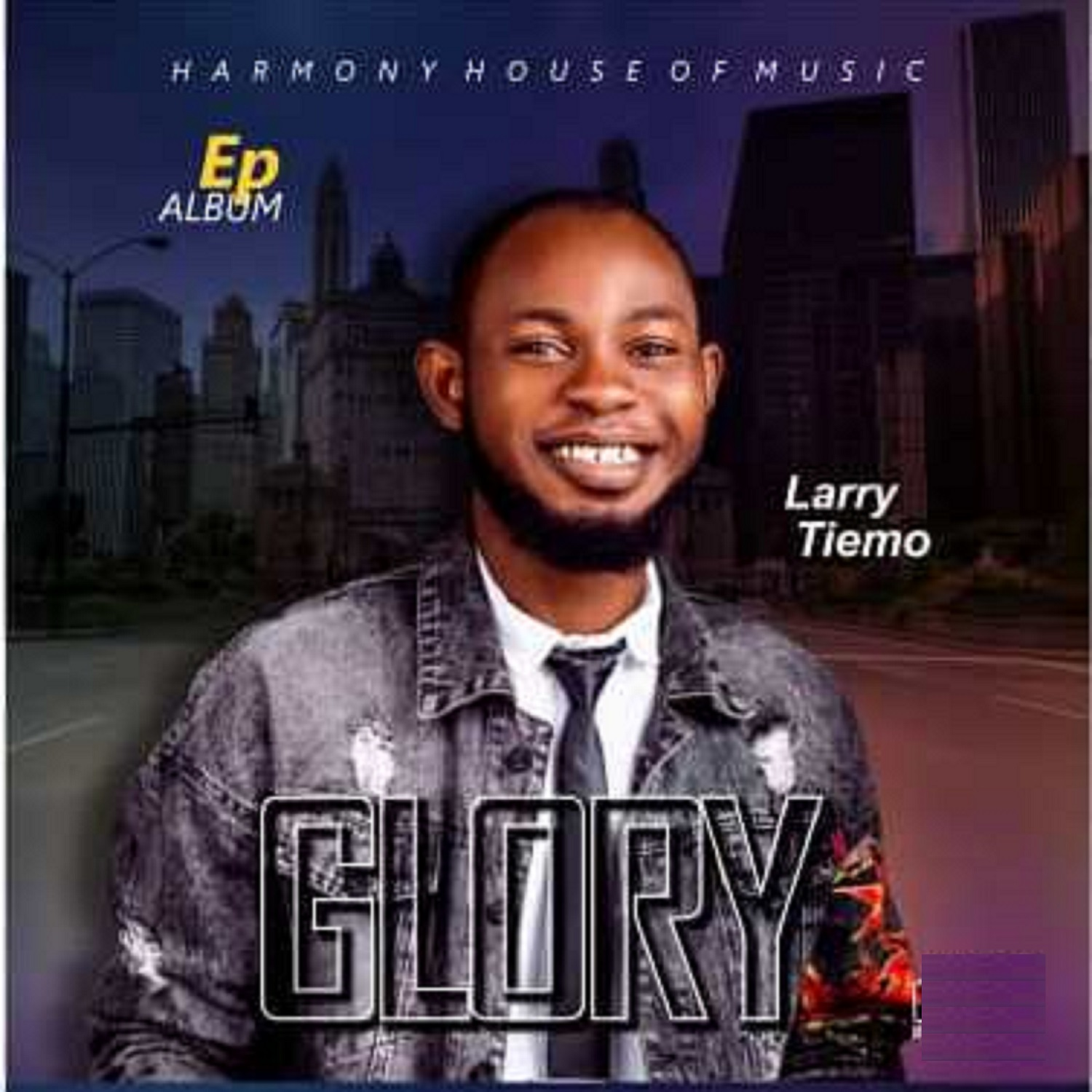 GLORY EP by Larry Tiemo