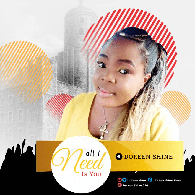 ALL I NEED IS YOU - Doreen Shine