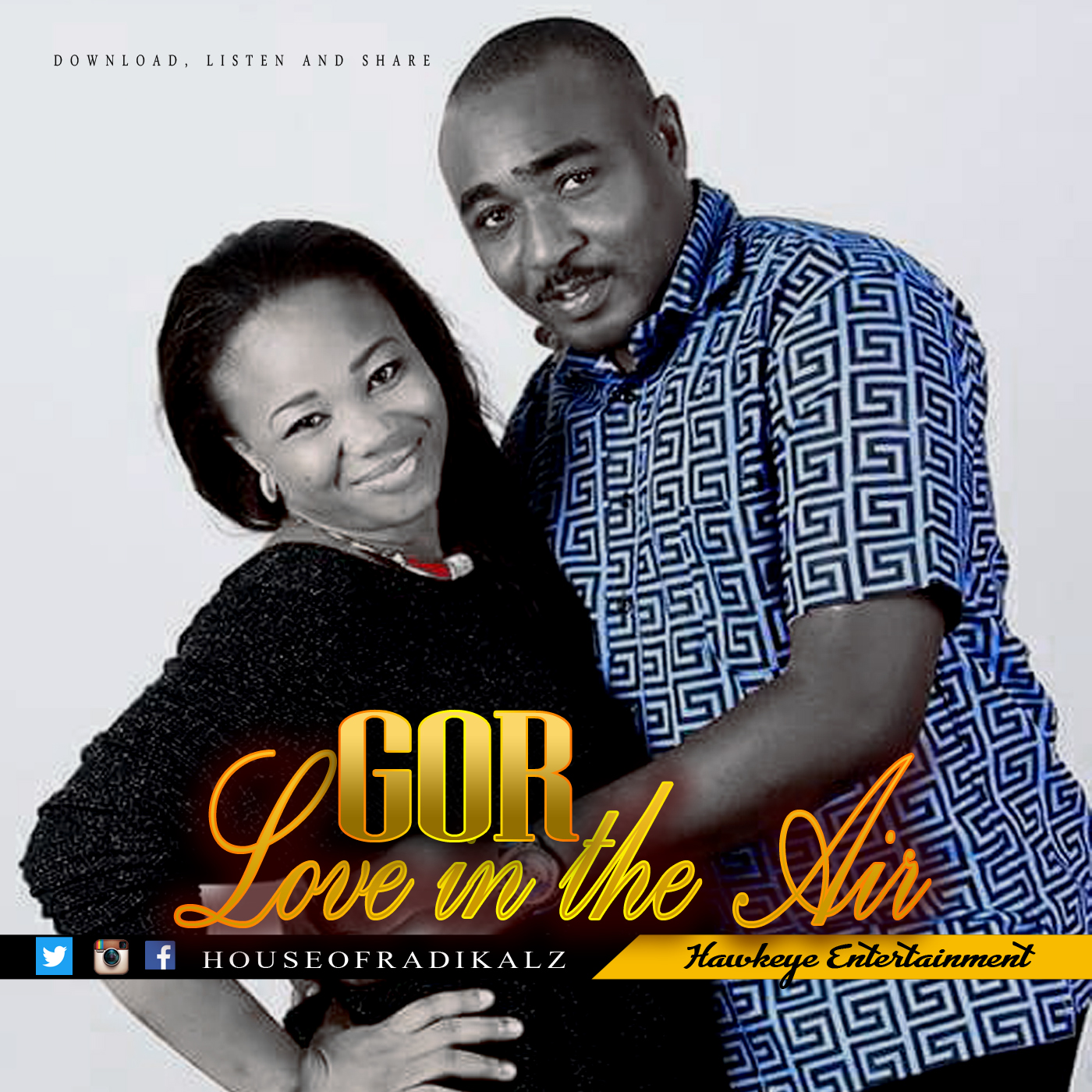 Love In The Air - GOR (6) [@houseofradikalz] - GospelNaija