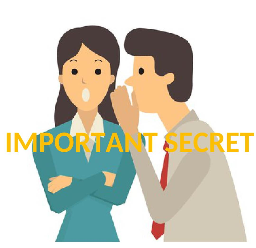 IMPORTANT SECRETS - Farotimi