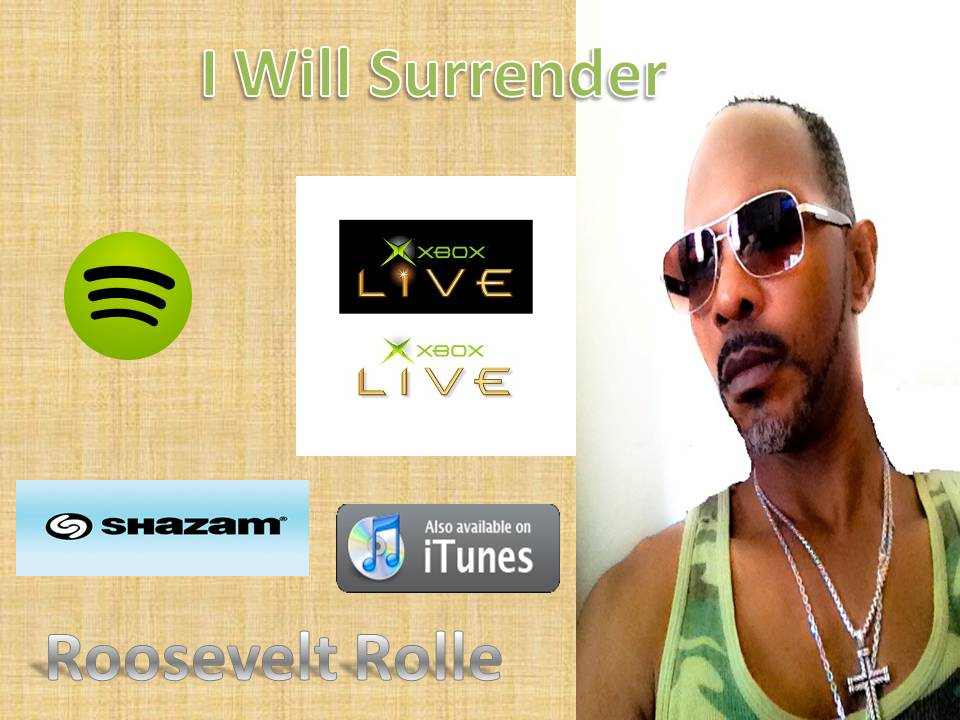 I Will Surrender