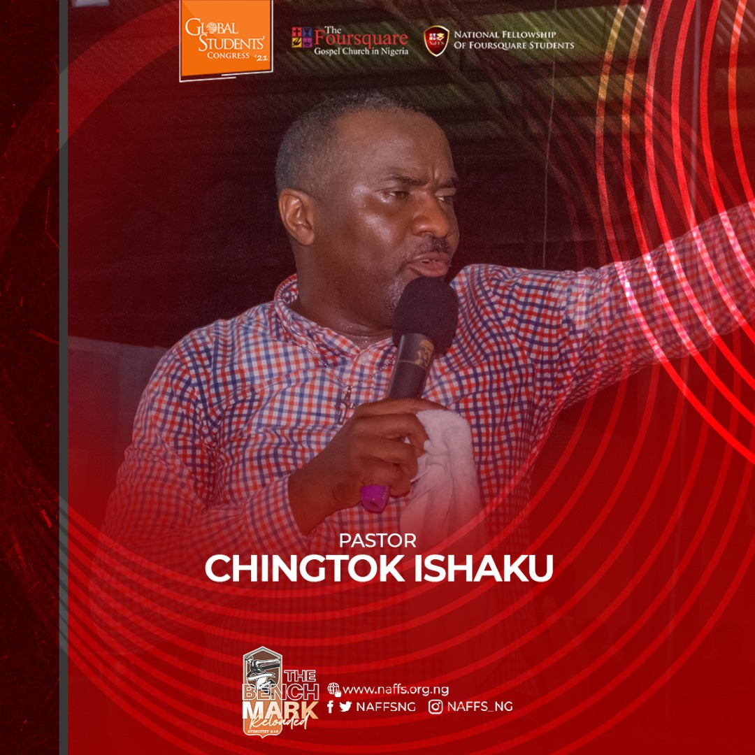 The Benchmark  Cont'd - Pastor Chingtok Ishaku