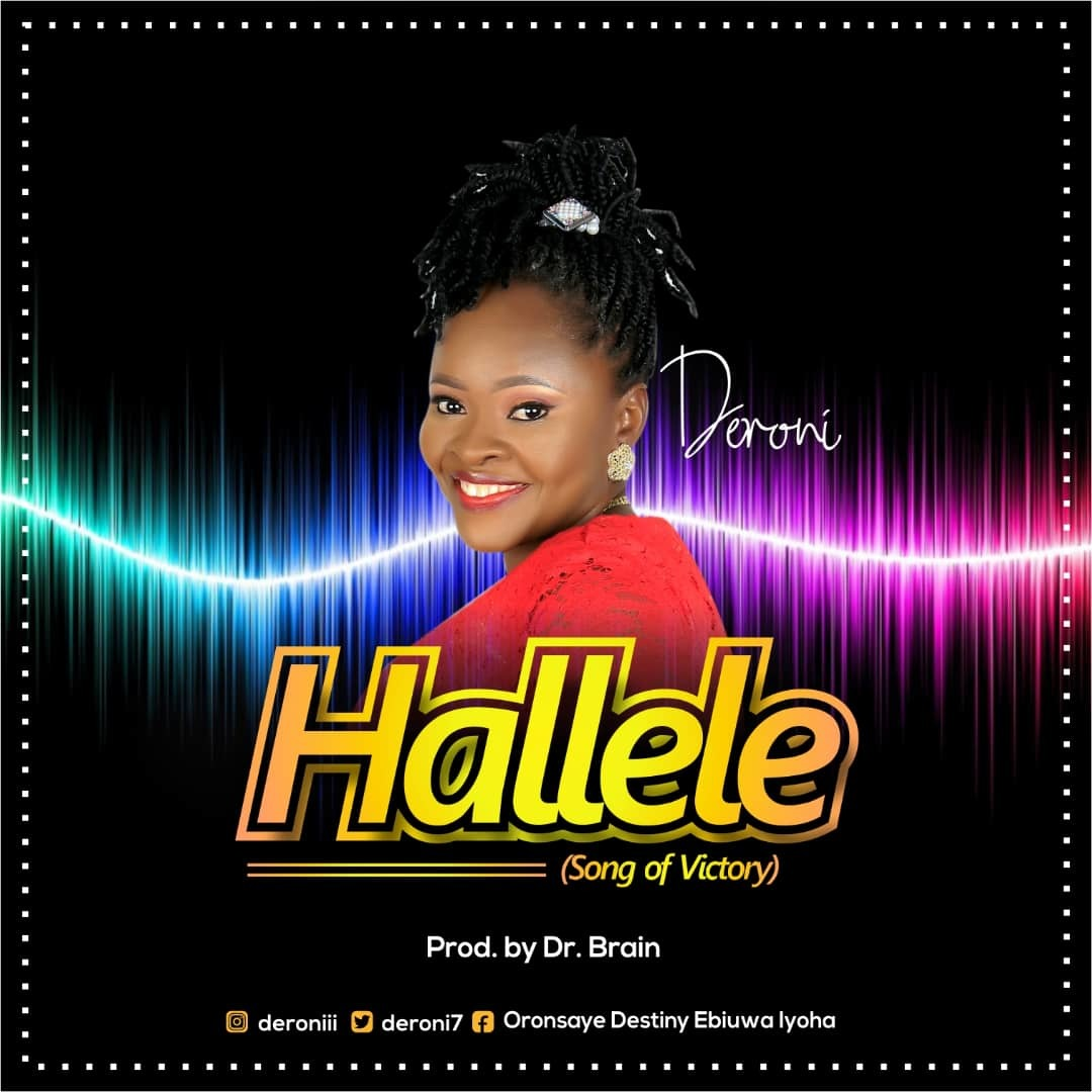 HALLELE (Song Of Victory) - Deroni   [@deroni7]