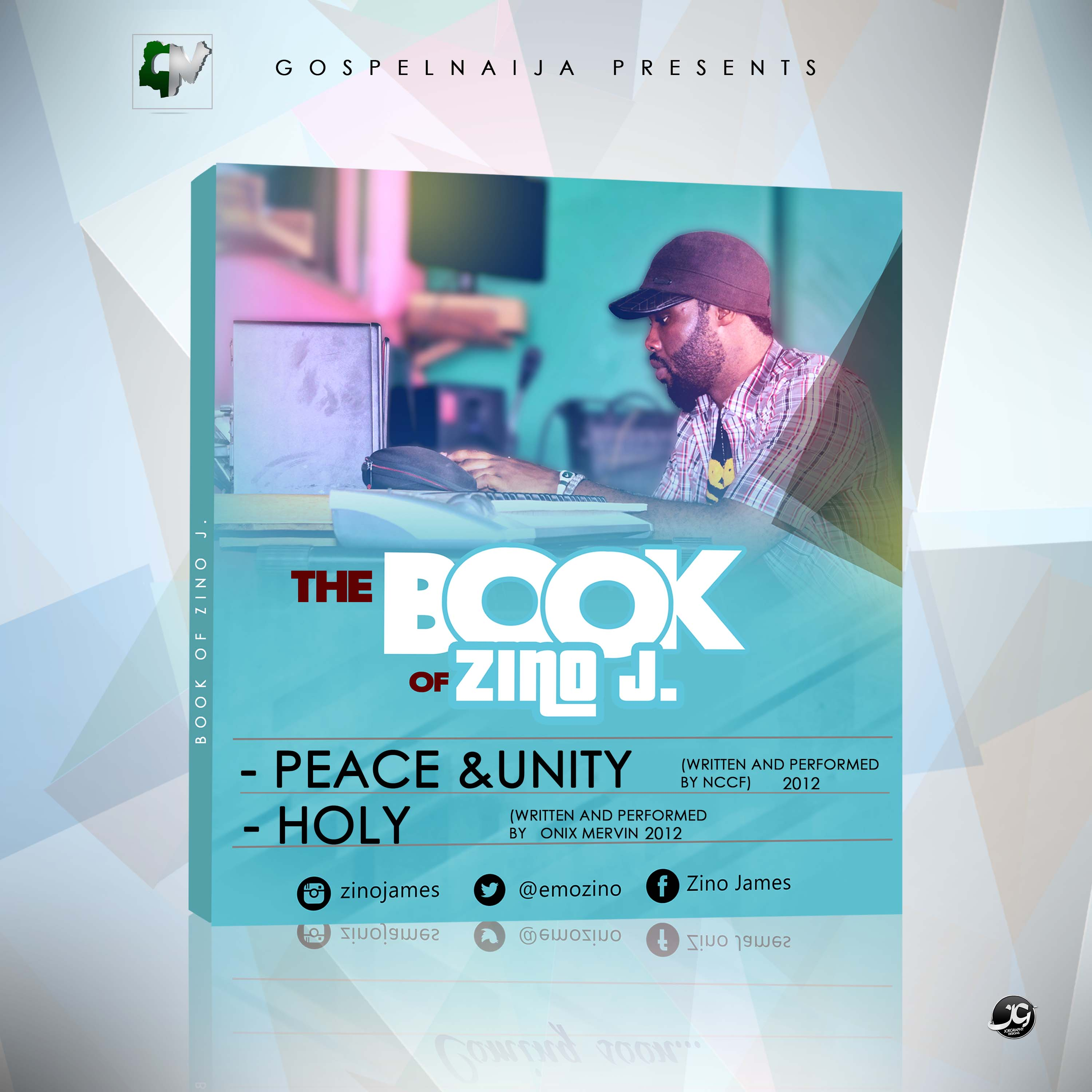 The Book of Zino J Chapter 1 - PEACE & UNITY + HOLY