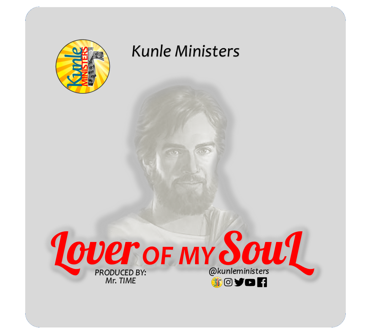 Lover of My Soul - Kunle Aderemi  [@kunle_ministers]