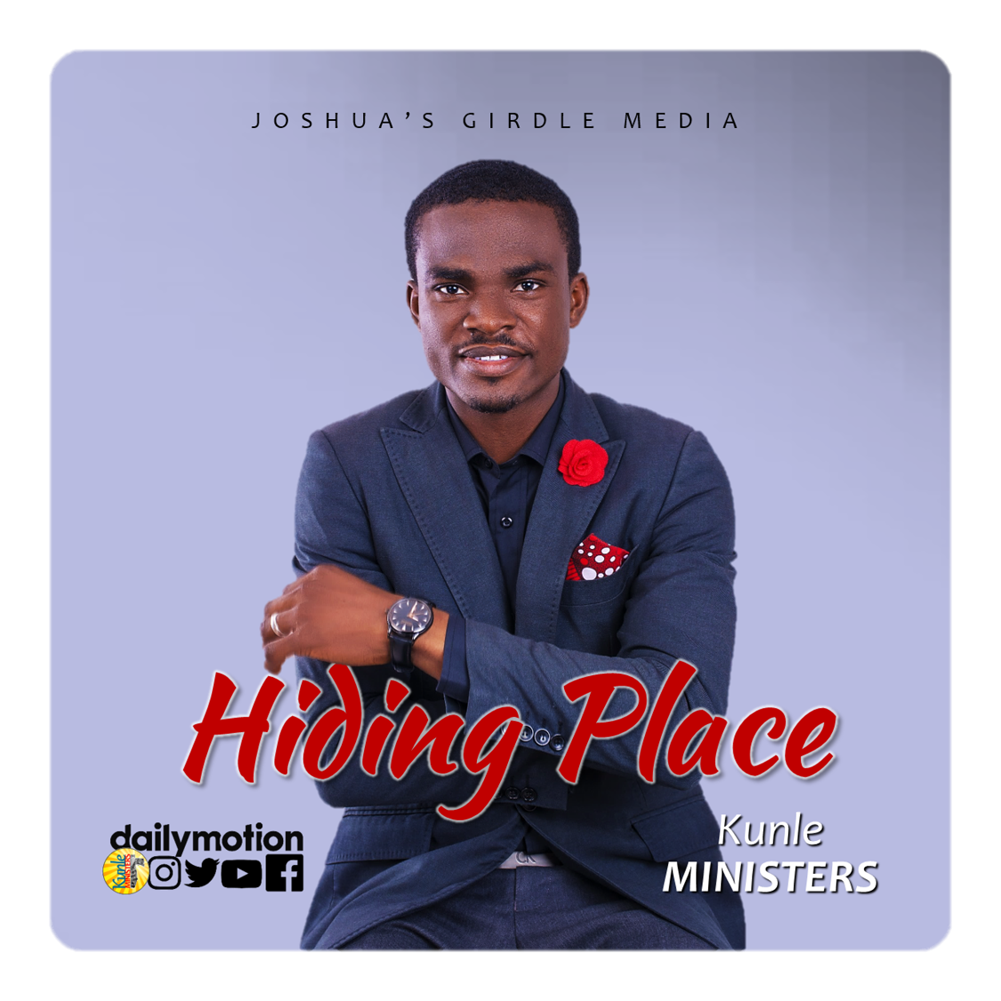 HIDING PLACE - Kunle Ministers  [@kunle_ministers]