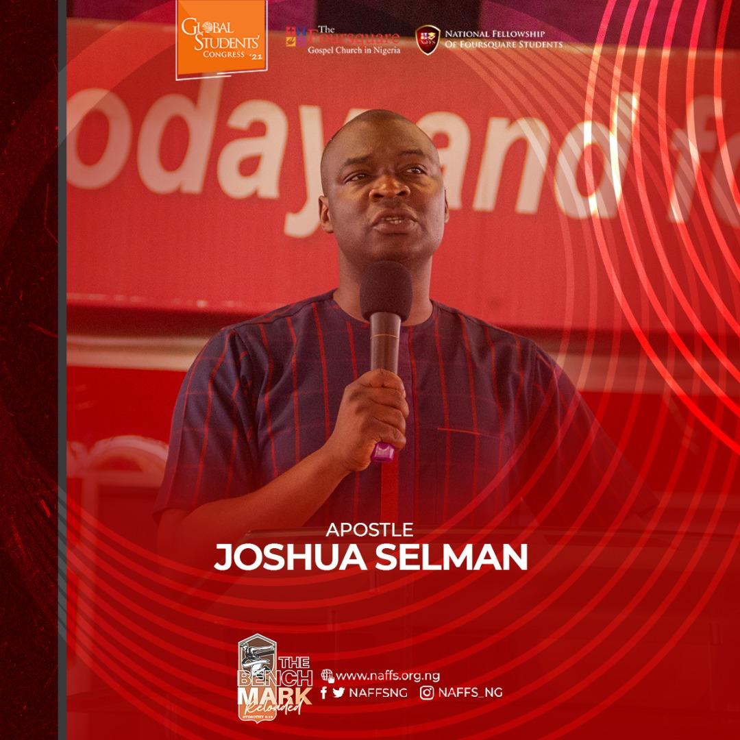 The Benchmark 1 - Apostle Joshua Selman