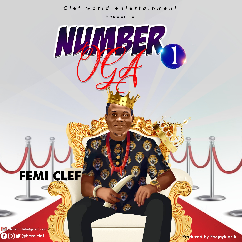(Open Verse) #NumberOneOgaChallenge - FemiClef  [@FemiClef]