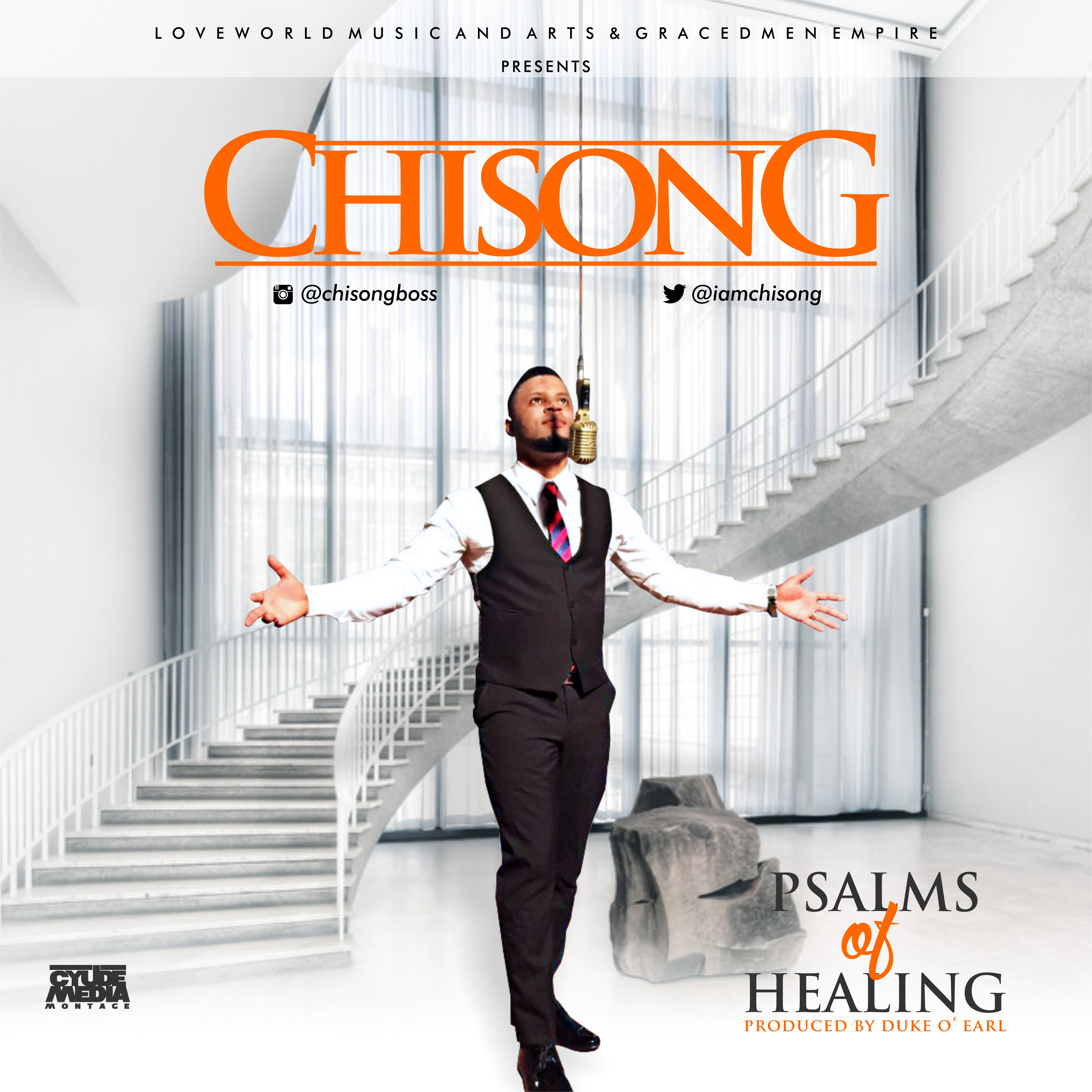 PSALMS OF HEALING - Chisong [@iamchisong]
