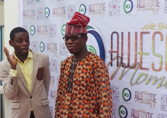 Tunshe [@praise_icon] #AwesomeMomemts Album Launch (85)