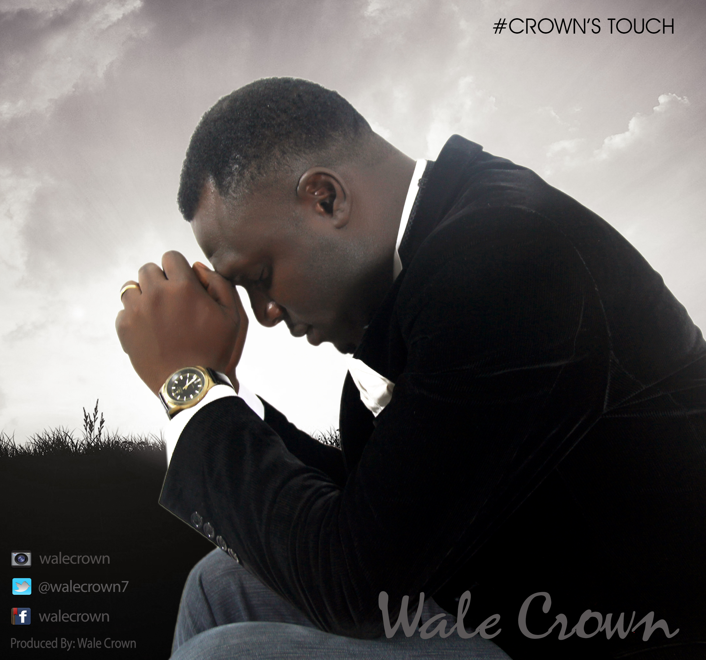 HOLY YOU ARE - Wale Crown ft Edna