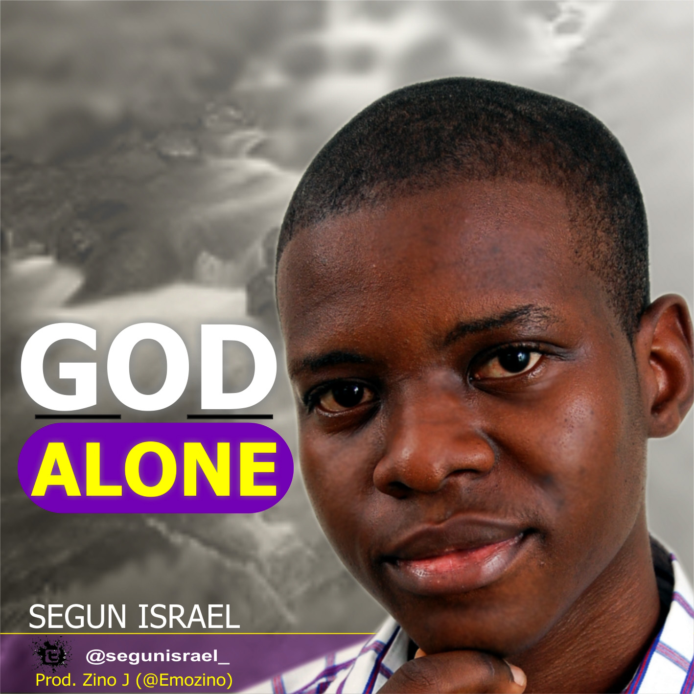 GOD ALONE - Segun Israel [@segunisrael_]